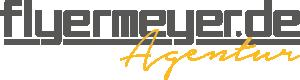 flyermeyer.de – Ihre Grafikagentur Logo